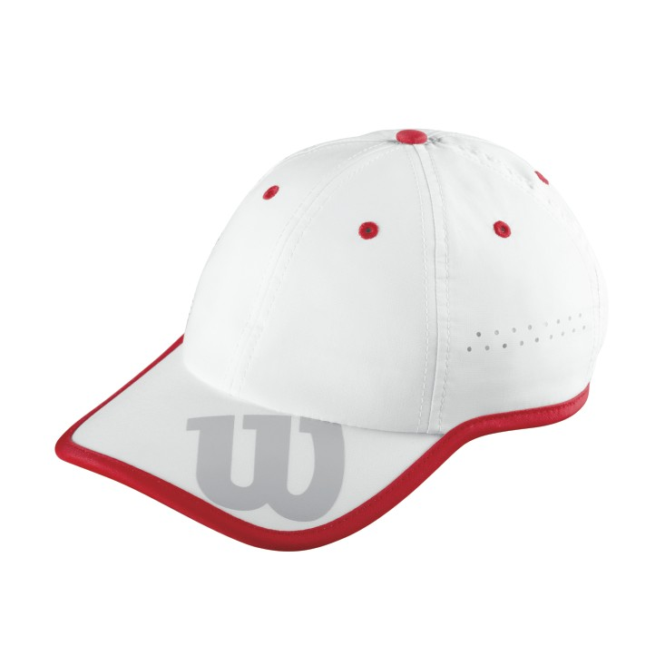 Wilson Baseball Hat White