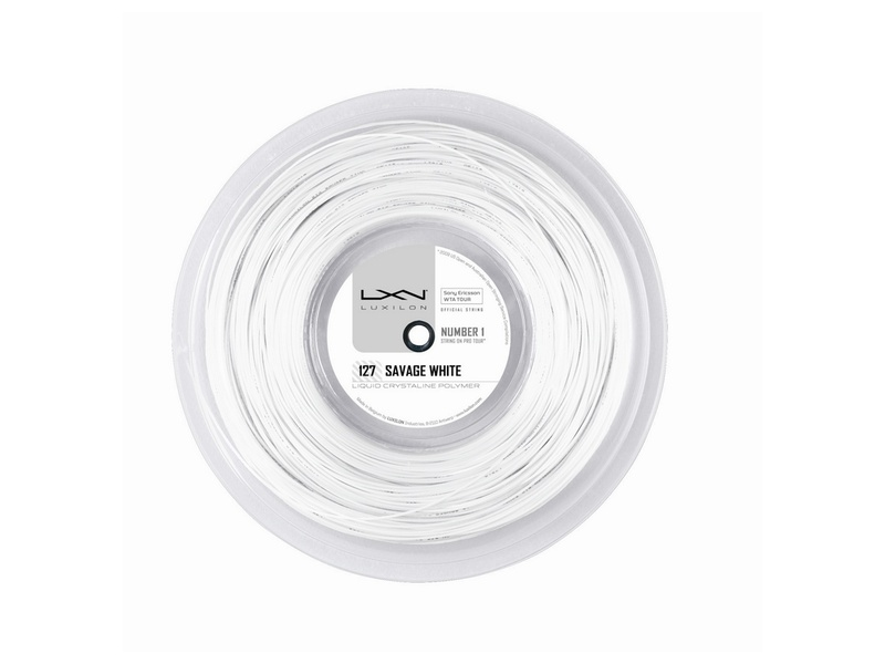 Luxilon Savage 127 200M Reel White