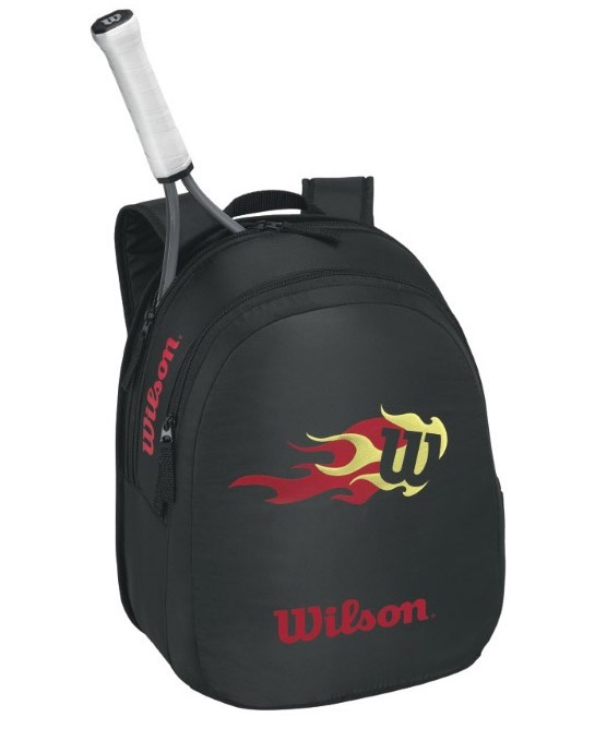 Wilson Match Junior Backpack Black