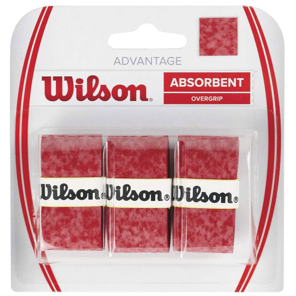 Wilson Pro Advantage X3 Red