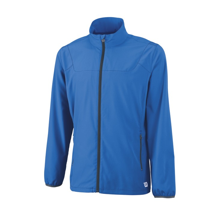 Wilson Team Woven Jacket Blue L