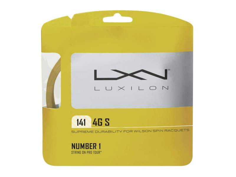 Luxilon 4G S 141 Set Yellow