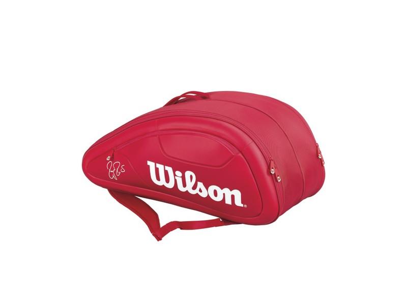 Wilson Federer DNA X12 Red