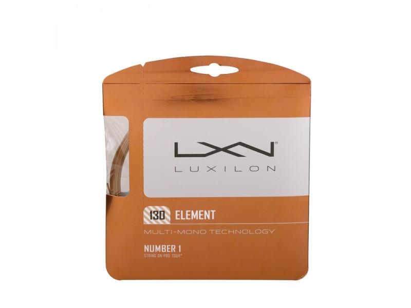 Luxilon Element 12,2m 1,30mm SET Orange
