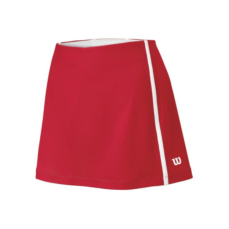 Wilson Team 12.5 Skirt Red L