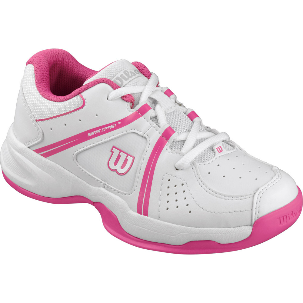 Wilson Envy Junior White/Pink 28,6