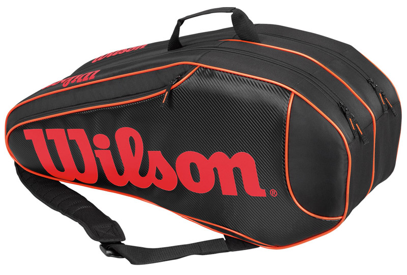 Wilson Burn Team Black X6