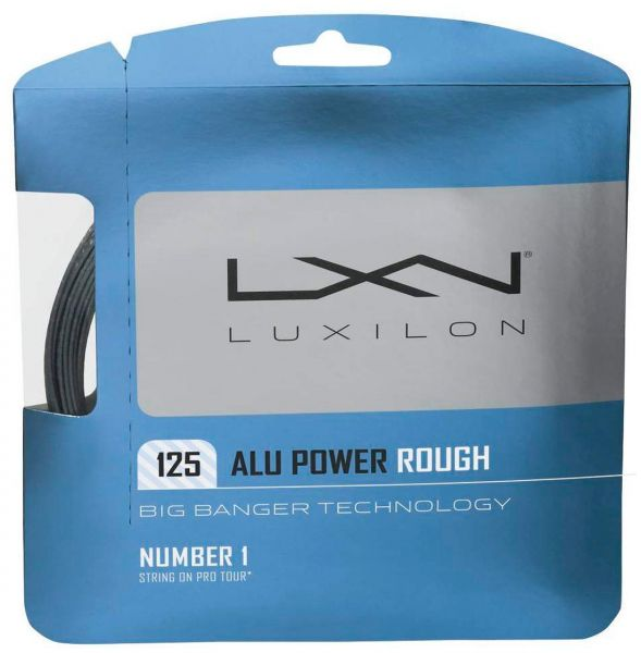 Luxilon BB Alu Power Rough 12,2m 1,25mm Silver