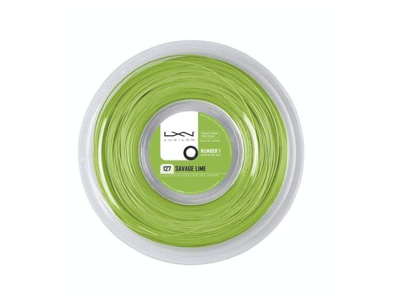 Luxilon Savage 127 200M Reel Green