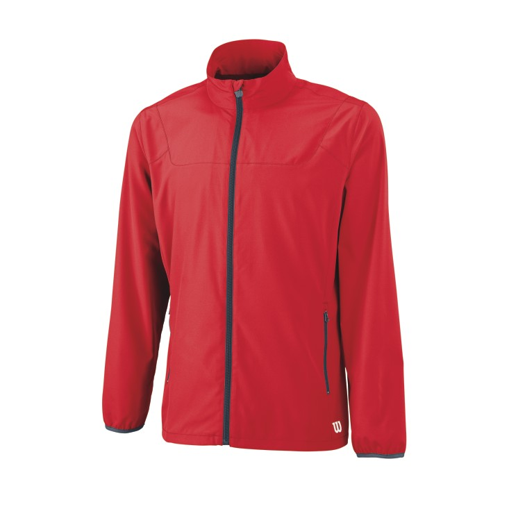 Wilson Team Woven Jacket Red S