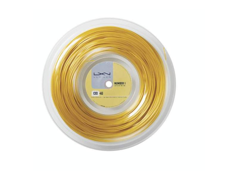 Luxilon 4G 130 200M Reel Yellow
