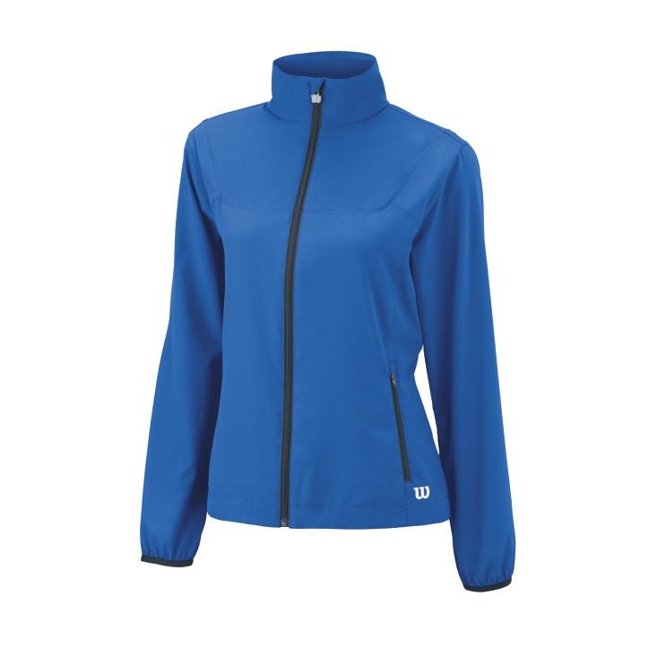 Wilson Team Woven Jacket Blue W L