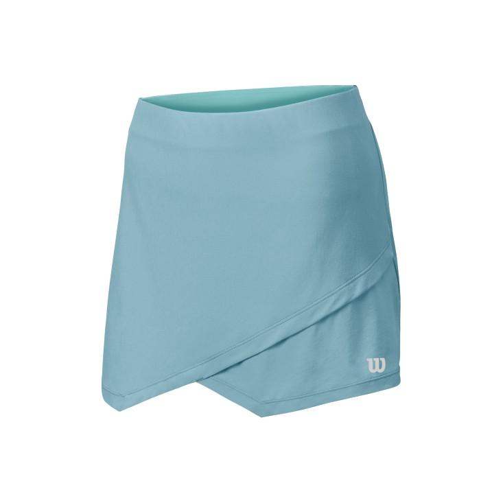 Wilson Summer 12.5. Envelope Skirt Blue L