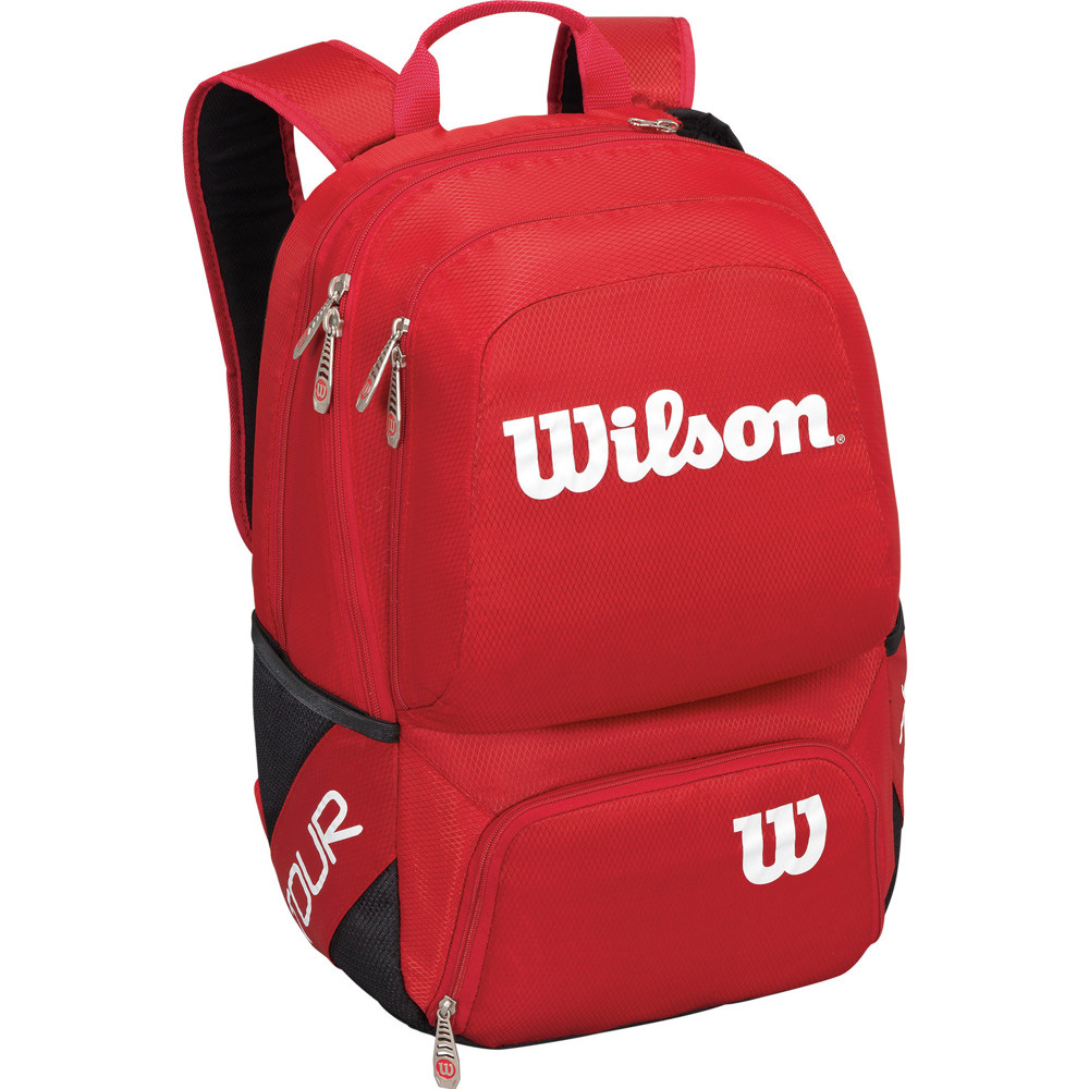 Wilson Tour V Backpack SM Red