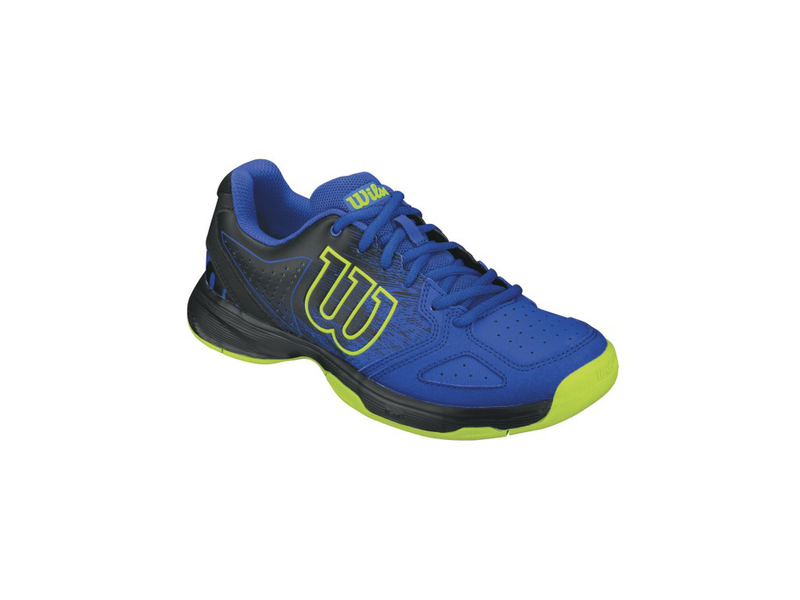 Wilson Kaos Comp Junior Blue/Black/Green 28,6