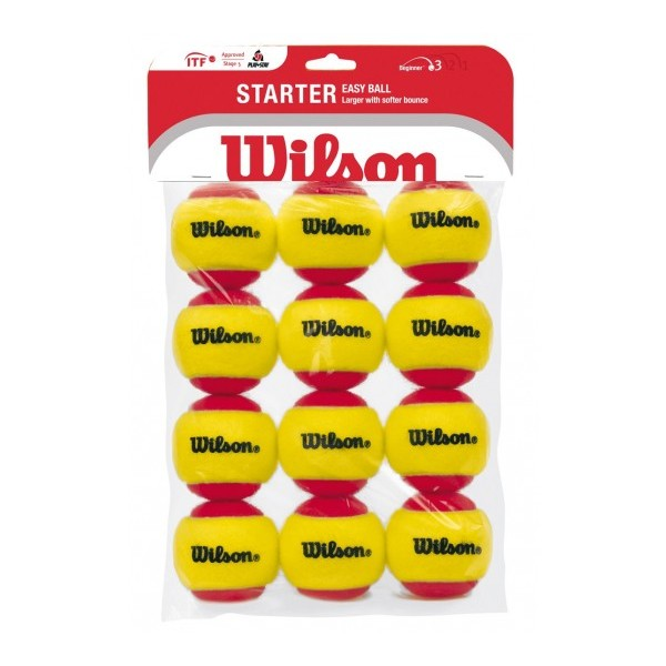 Wilson Starter Red X12