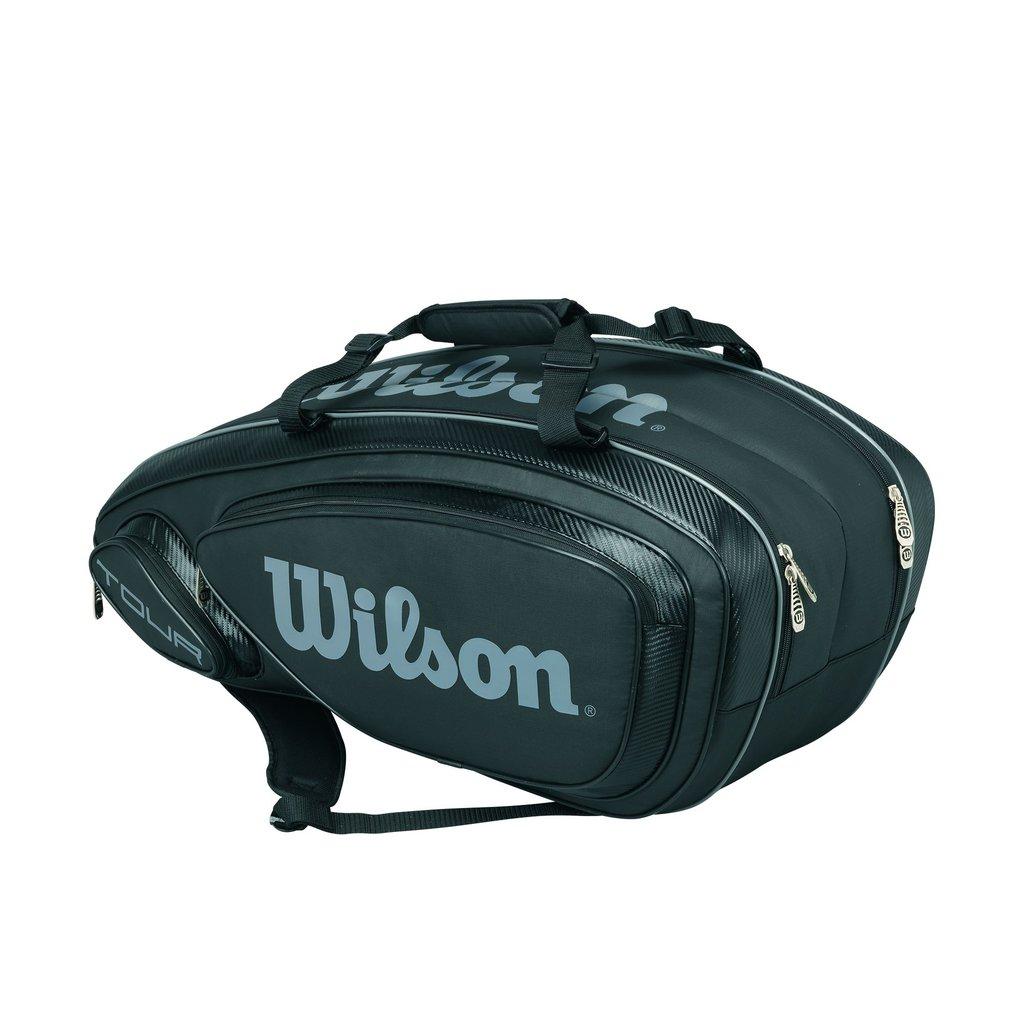 Wilson Tour V 9 Pack Black