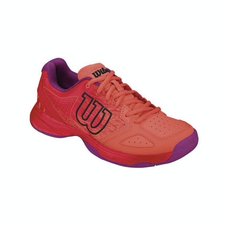 Wilson Kaos Comp JR Coral/Pink 39